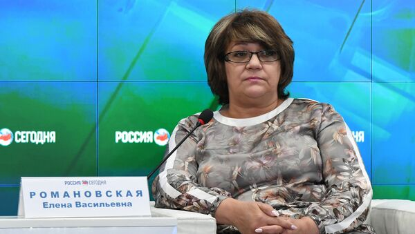 Министр труда и социальной защиты РК Елена Романовская