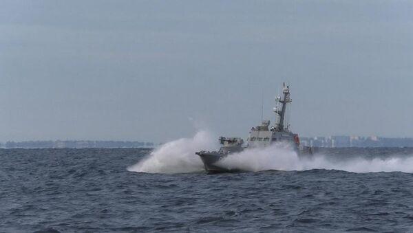 Стратегические командно-штабные учения Украины в Черном и Азовском морях