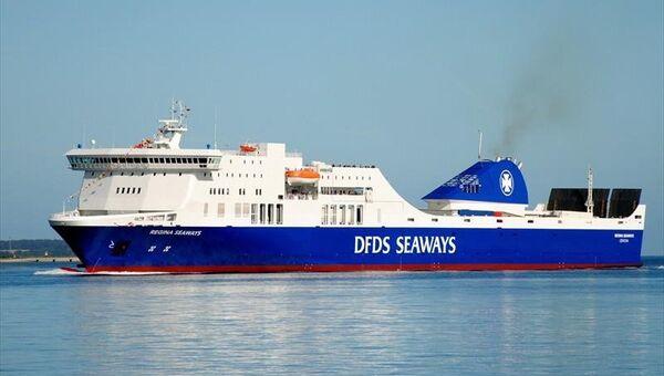 Пассажирский паром Regina Seaways