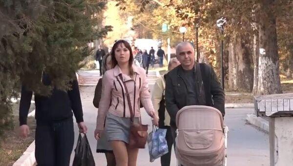 Ситуация в Армянске, видео 11.10.2018 г.