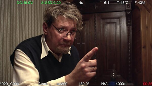 Кадр из фильма Алексея Красовского Праздник