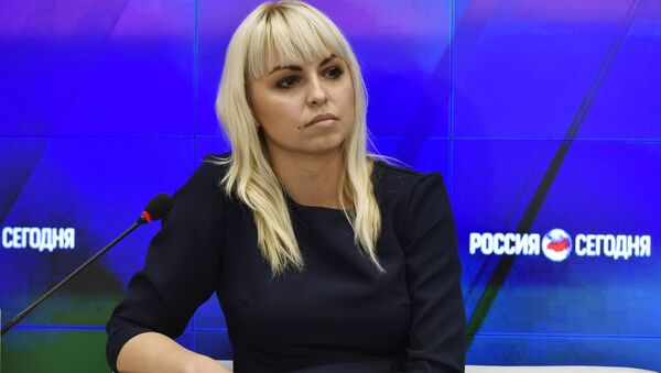Анастасия Гридчина