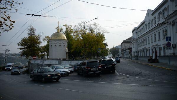 Осенний Севастополь