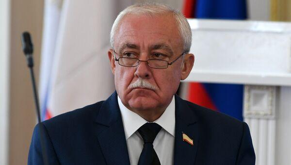 Председатель комитет Госсовета РК по межнациональным отношениям Юрий Гемпель