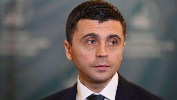 Депутат Госдумы Руслан Бальбек