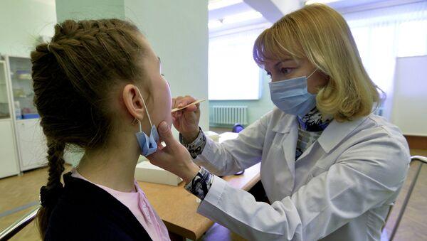 Вспышка гриппа и ОРВИ в регионах России