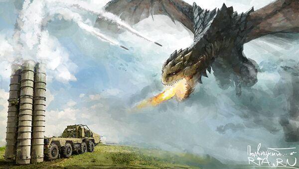 Русская ракета против индийского дракона. Стратегический фельетон