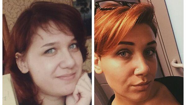 Ирина Халецкая до и после изменения питания