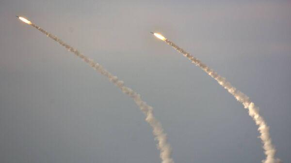 ВСУ провели ракетные стрельбы вблизи Крыма