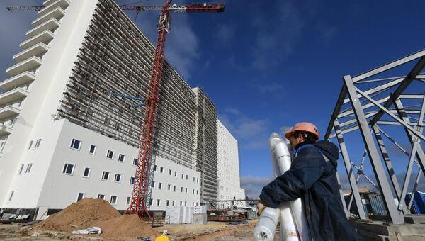 Строительство многопрофильного республиканского медицинского центра ГБУЗ РК Республиканская клиническая больница им. Семашко