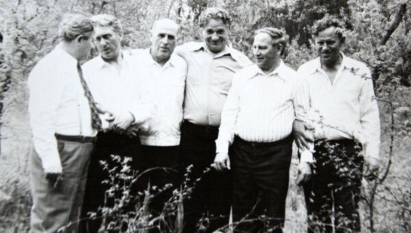 Участники второй героической обороны Севастополя