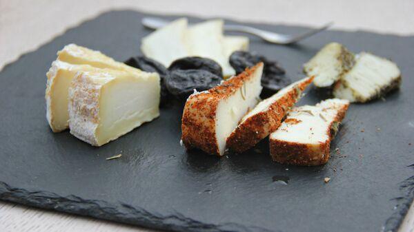 Сыр, произведенный предпринимателем Алексеем Носыревым