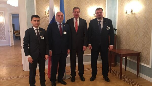 Руслан Бальбек в Швейцарии выступил на форуме ООН по вопросам прав человека
