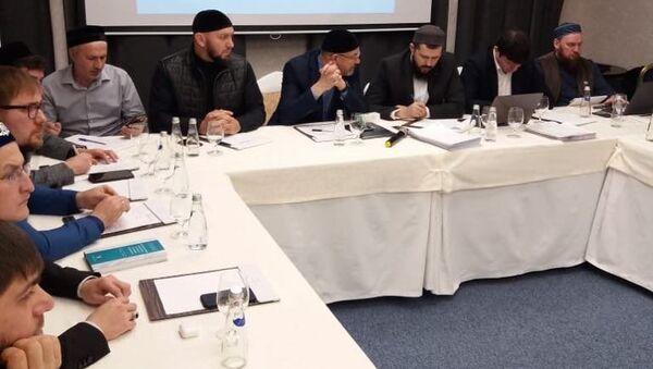Конференция рабочей группы мусульманских религиозных организаций по взаимодействию с УФСИН в Казани