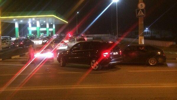В Крыму сеть АЗС провела акцию по распродаже бензина