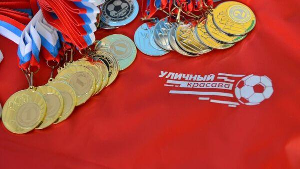 В Феодосии состоялся региональный этап турнира Уличный красава