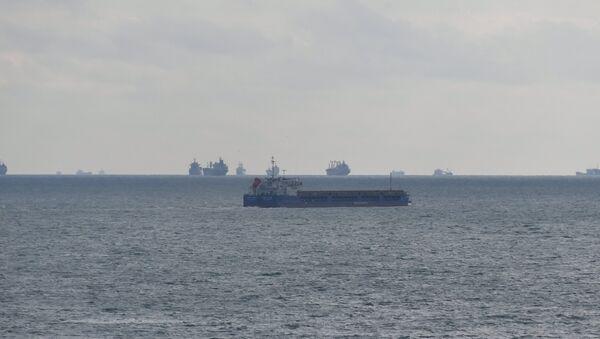 Керченский пролив открыт для судоходства. 26 ноября 2018