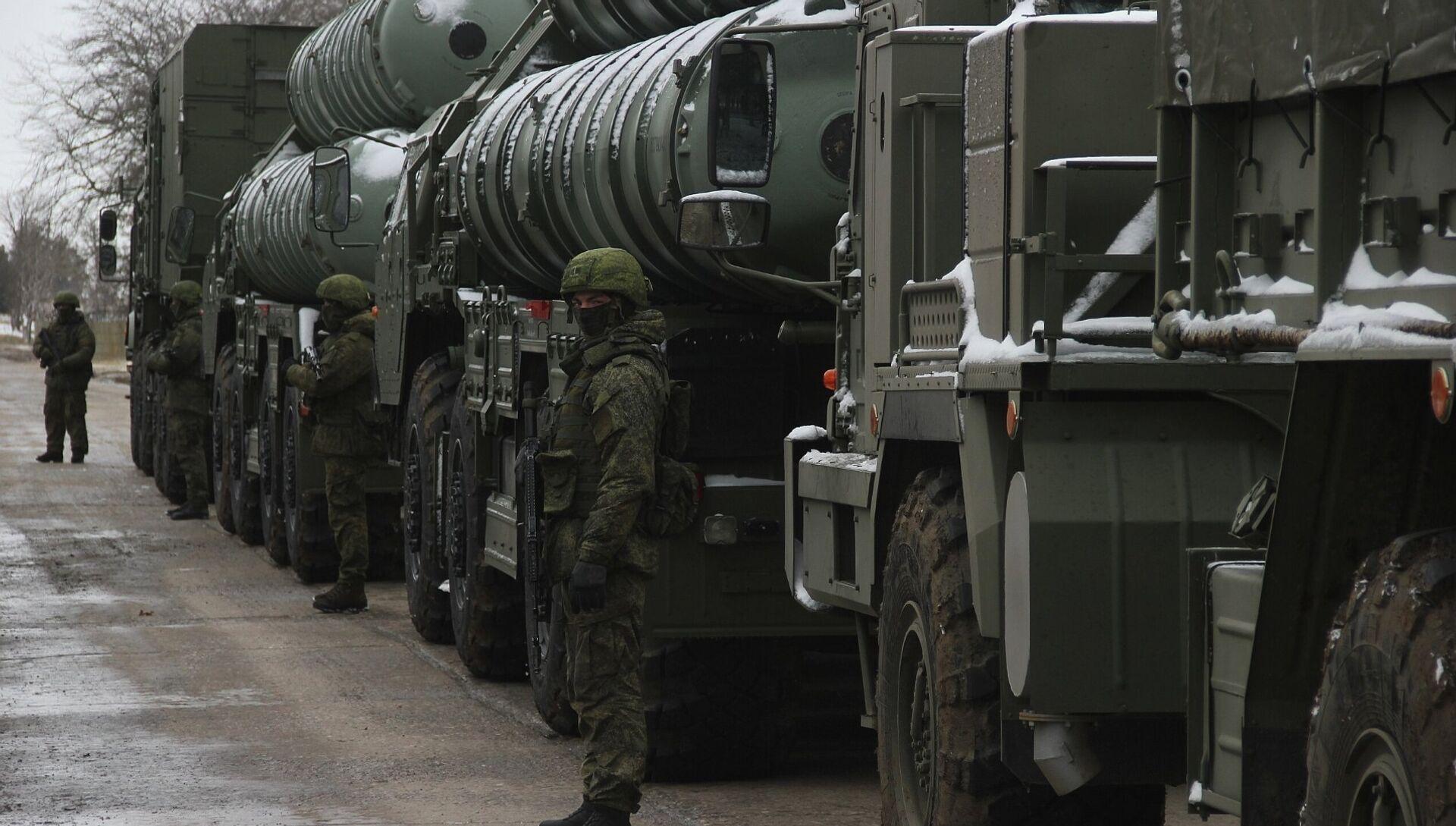 В США и РФ проанализировали защищенность Крыма от украинской агрессии - РИА Новости, 1920, 06.04.2021