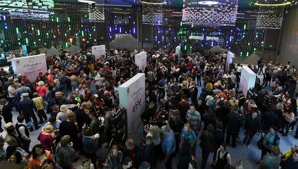 II фестиваль вина и гастрономии #Ноябрьфест в Крыму