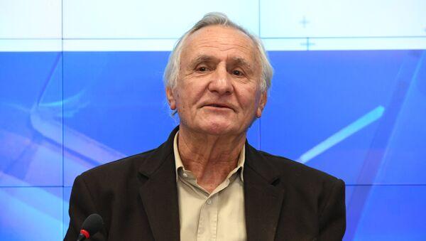Потомок вице-адмирала Владимира Корнилова в шестом поколении журналист Дмитрий Корнилов