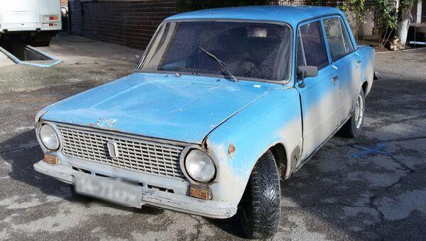 ВАЗ-2101. Архивное фото