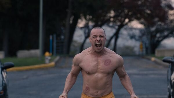 Кадр из фильма Стекло
