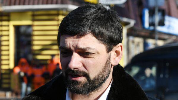 Депутат Государственной думы РФ Андрей Козенко
