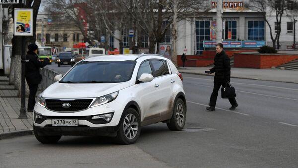 В Крыму стартовала охота на нерадивых пешеходов и водителей-нарушителей