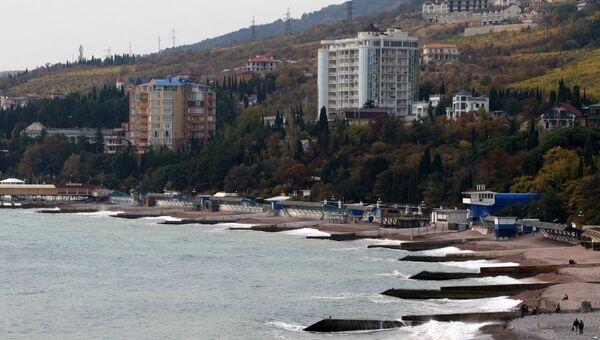 Города Крыма. Гурзуф