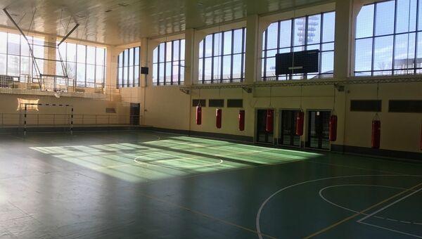 Реконструкция Центра спортивной подготовки сборных команд Республики Крым (бывшего стадиона Локомотив)