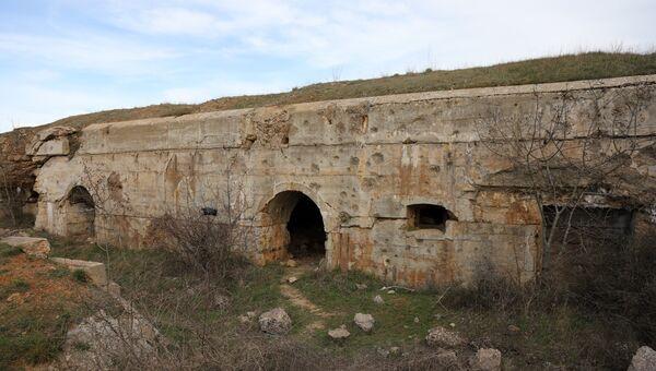 Форт Южная Балаклава в Севастополе