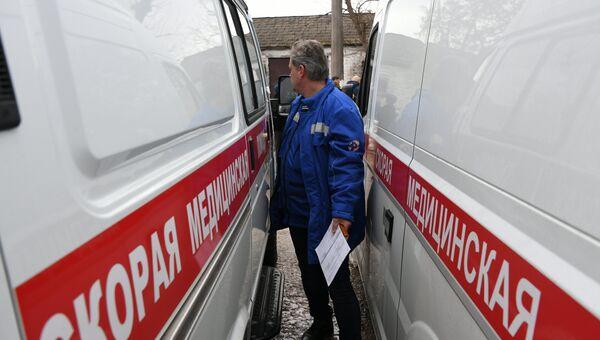 Крымские станции скорой помощи пополнились 26 новыми машинами