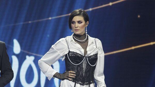 Финалистка украинского отбора Евровидение-2019 певица Maruv