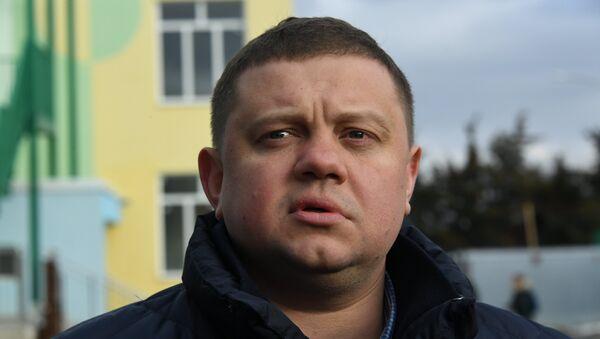 Заместитель председателя Совета министров Крыма Евгений Кабанов