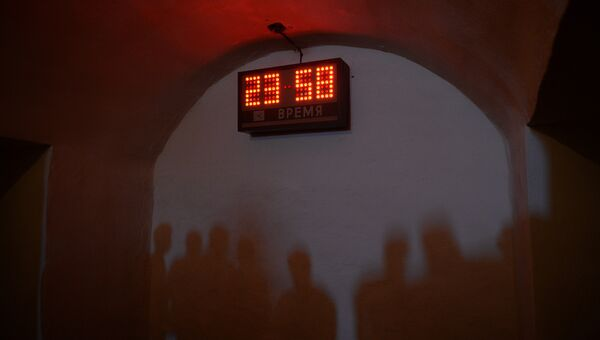 Часы судного дня в Спецобъекте №2 в Севастополе