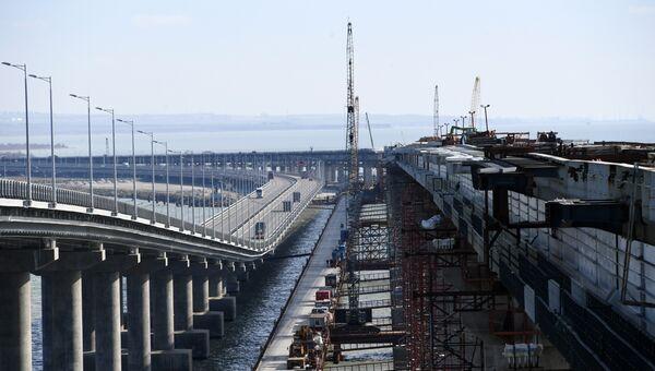 Виды Крымского моста