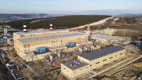 Строительство новых ТЭС в Крыму