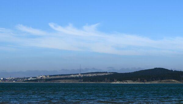 Симферопольское водохранилище. Архивное фото