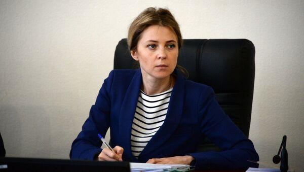 Депутат Госдумы РФ Наталья Поклонская провела прием граждан в Севастополе