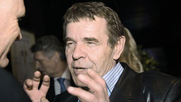 Актер Алексей Булдаков