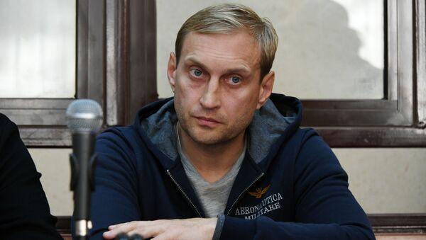 Глава администрации Евпатории Андрей Филонов в зале суда