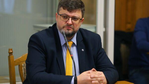 Рассмотрение жалобы защиты К. Вышинского на его содержание под стражей