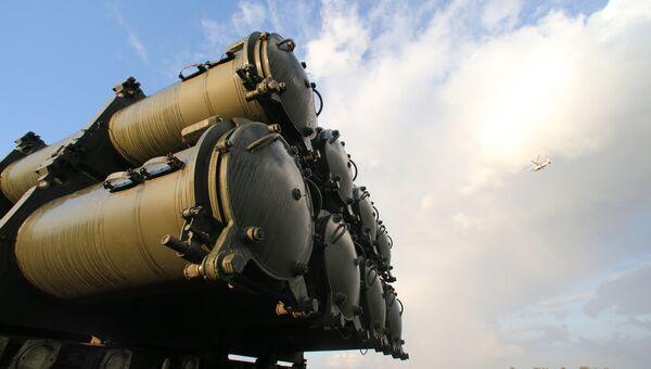 Береговой ракетный комплекс. Архивное фото