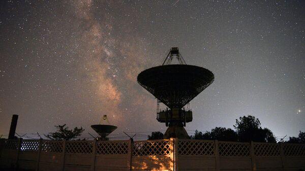Звездное небо в Крыму. Архивное фото