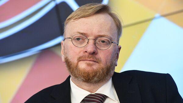 Член Комитета по развитию гражданского общества, вопросам общественных и религиозных объединений Госдумы РФ Виталий Милонов