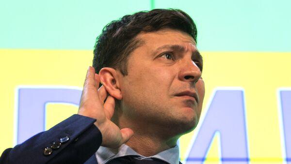 Владимир Зеленский. Архивное фото.