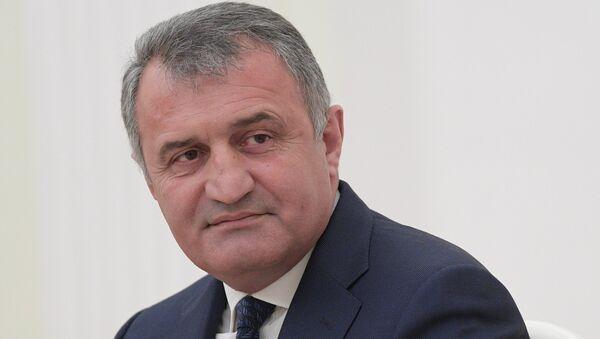 Президент Республики Южная Осетия Анатолий Бибилов