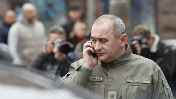 Главный военный прокурор Украины Анатолий Матиос