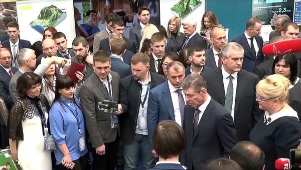 Ялтинский международный экономический форум. 19 апреля 2019