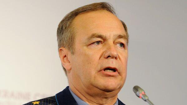 Бывший замначальника Генштаба ВСУ Игорь Романенко. Архивное фото